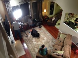 Setup NBC interview